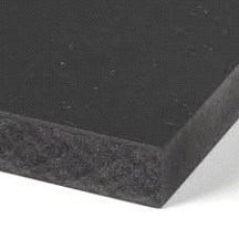 black color structural plywood