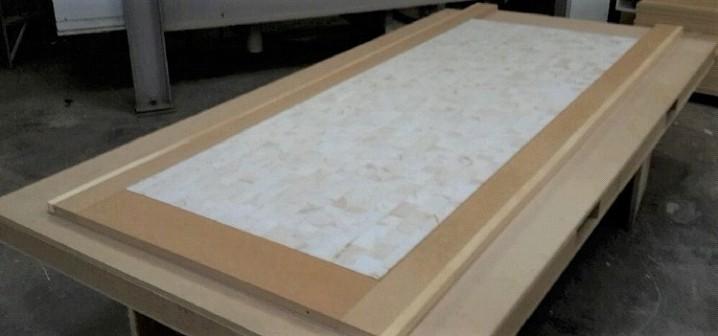 ultra-light balsa endgrain panels