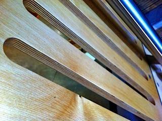 wonderfully cut design plywood